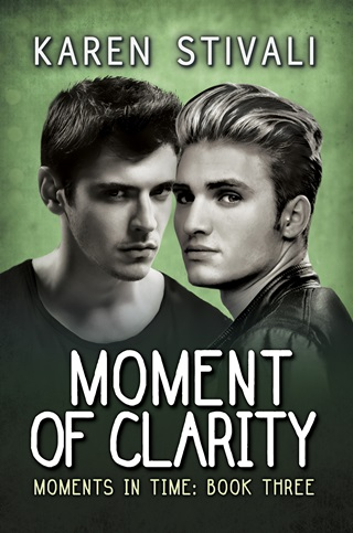 Cover Reveal: Moment of Clarity by Karen Stivali